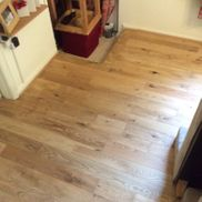 125mm brushed and oiled engineered floor