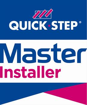 quick step master installer logo